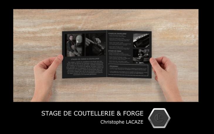 STAGE COUTELLERIE PRESTIGE FORGE 3 JOURS AVEC HÉBERGEMENT 3 NUITS