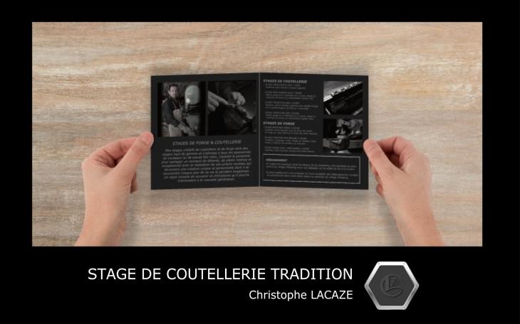 STAGE TRADITION COUTELLERIE SUR 2 JOURNÉES JOAILLIER DU COUTEAU