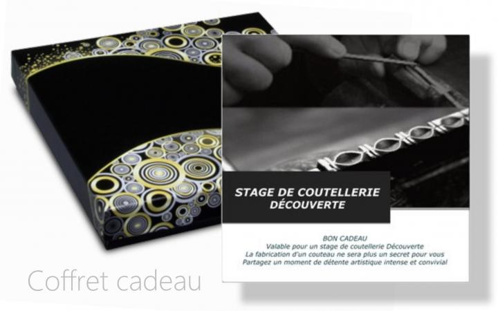 STAGE DE COUTELLERIE DÉCOUVERTE 1 JOURNÉES AVEC HÉBERGEMENT 1 NUIT